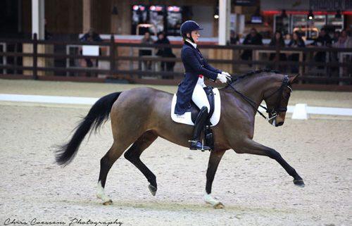 Equine MERC Prix Nanna Skodborg Merrald